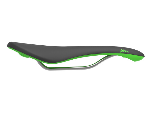 Fabric Scoop Shallow Elite  - Selle - vert/noir